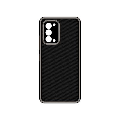 Futrola Silicone Protective za Samsung N980F Galaxy Note 20 siva