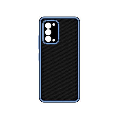 Futrola Silicone Protective za Samsung N980F Galaxy Note 20 plava
