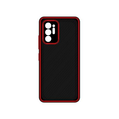 Futrola Silicone Protective za Samsung N985F Galaxy Note 20 Ultra crvena