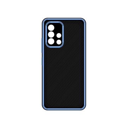 Futrola Silicone Protective za Samsung A715F Galaxy A71 plava