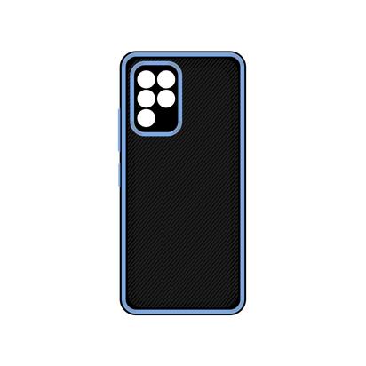 Futrola Silicone Protective za Samsung A426F Galaxy A42 5G plava