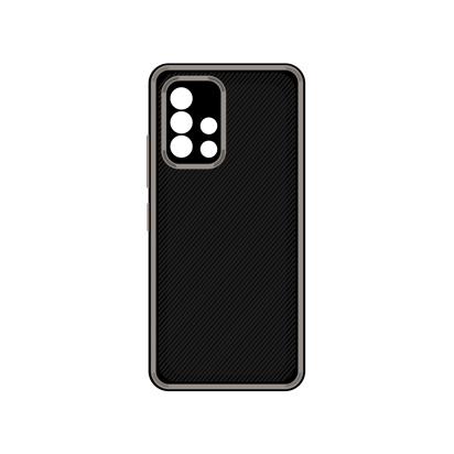 Futrola Silicone Protective za Samsung A515F Galaxy A51 siva