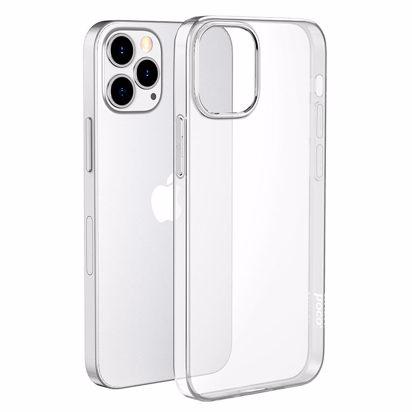 Futrola HOCO THIN za iPhone 12 / iPhone 12 Pro 6.1 Inch providna