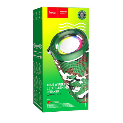 Bluetooth zvucnik HOCO HC2 Xpress sports BT maskirno zelena