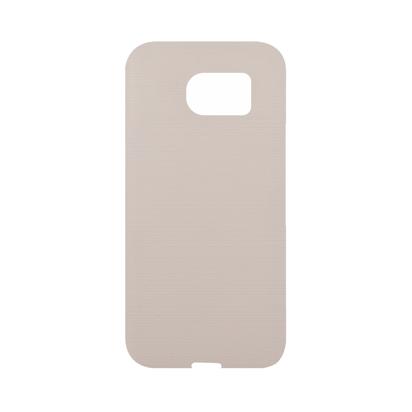 Futrola Case Color za Samsung G925F Galaxy S6 Edge Siva
