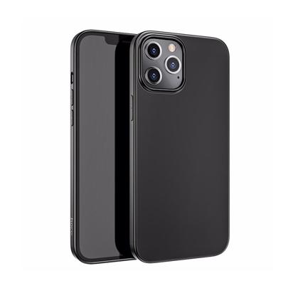 Futrola HOCO TPU za iPhone 12 / 12 Pro 6.1 inch crna