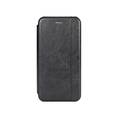 Futrola Leather Protection za iPhone 12 Pro Max 6.7 inch crna