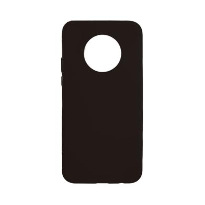 Futrola Candy Color za Huawei Mate 40 Pro / Mate 40 Pro Plus Black