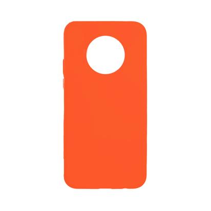 Futrola Candy Color za Huawei Mate 40 Pro / Mate 40 Pro Plus Red