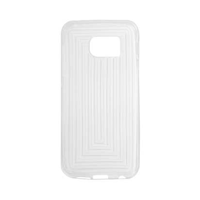 Futrola CUBE za Samsung G925F Galaxy S6 Edge Bela