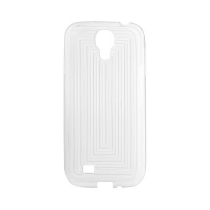 Futrola CUBE za Samsung I9500 Galaxy S4 Bela
