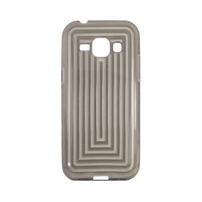 Futrola CUBE za Samsung J100F Galaxy J1 Siva