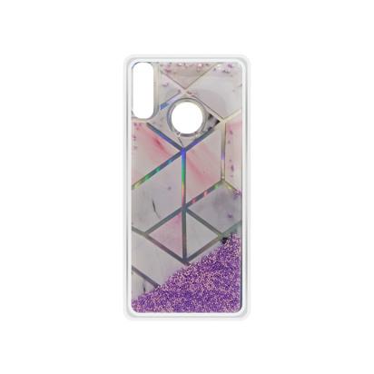 Futrola Geometric Fluid za Huawei Honor 20 Lite / Honor 10i roza