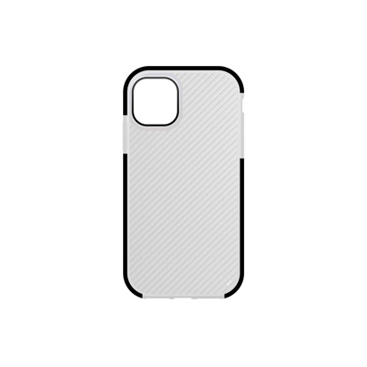 Futrola Carbon Transparent za iPhone 11 Pro Max / XI 6.5 inch crna