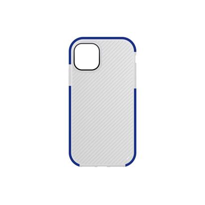 Futrola Carbon Transparent za iPhone 12/12 Pro 6.1 inch plava