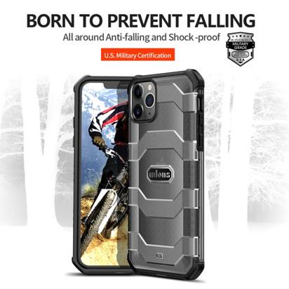 Futrola Wlons Shockproof za iPhone 12 Pro Max 6.7 inch crna