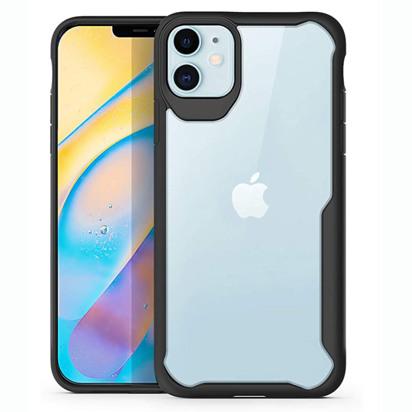 Futrola Shield Bumper za iPhone 12 Mini 5.4 inch crna