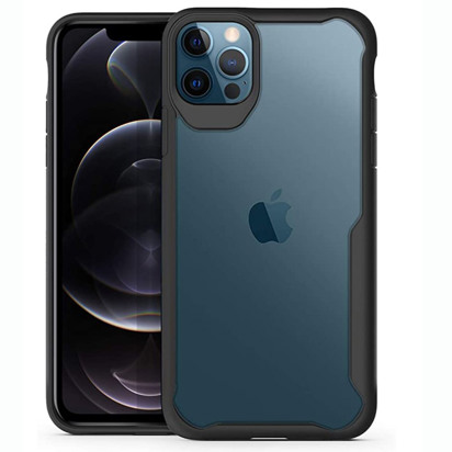 Futrola Shield Bumper za iPhone 12/12 Pro 6.1 inch crna