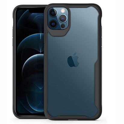 Futrola Shield Bumper za iPhone 12 Pro Max 6.7 inch crna