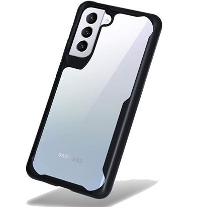 Futrola Shield Bumper za Samsung G990F Galaxy S21 / S30 crna