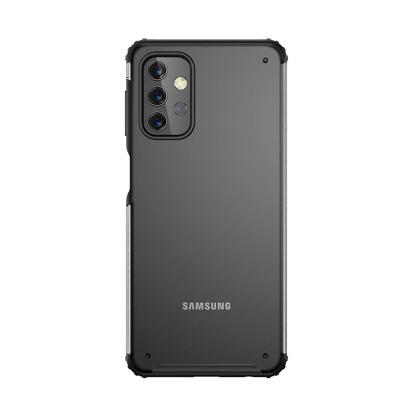 Futrola Wlons Matte za Samsung A125F Galaxy A12 crna