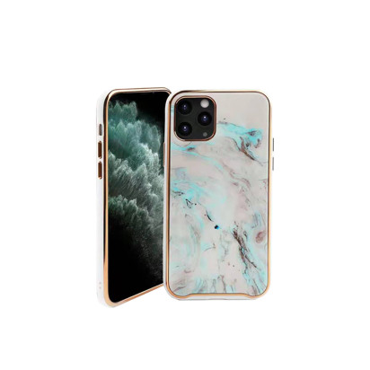 Futrola Elegant Marble za iPhone 12 / 12 Pro 6.1 inch Model 1