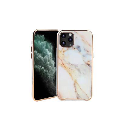 Futrola Elegant Marble za iPhone 12 / 12 Pro 6.1 inch Model 4