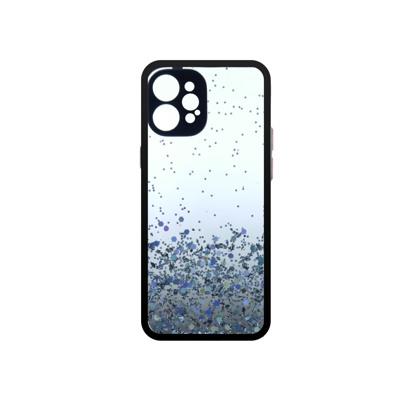 Futrola Sparkly za iPhone 12 Pro Max 6.7 inch crna