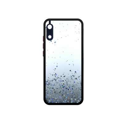 Futrola Sparkly za Huawei Y6 2019 / Honor 8A / Honor 8A Pro / Honor 8A Prime / Y6S 2019 crna