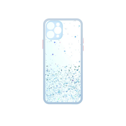 Futrola Sparkly za iPhone 11 Pro Max / XI 6.5 inch bela