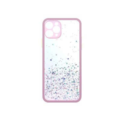Futrola Sparkly za iPhone 11 Pro Max / XI 6.5 inch roza