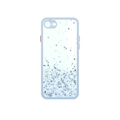 Futrola Sparkly za iPhone 7/8/SE 2020 bela