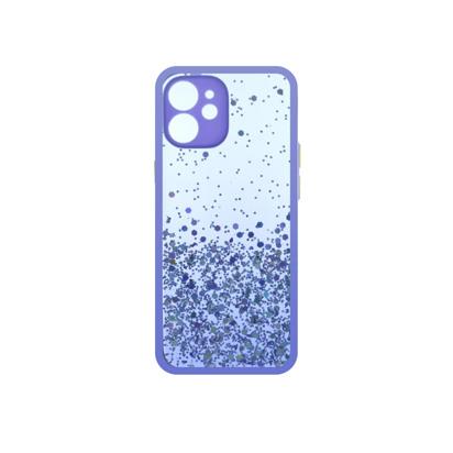 Futrola Sparkly za iPhone 11 / XI 6.1 inch ljubicasta