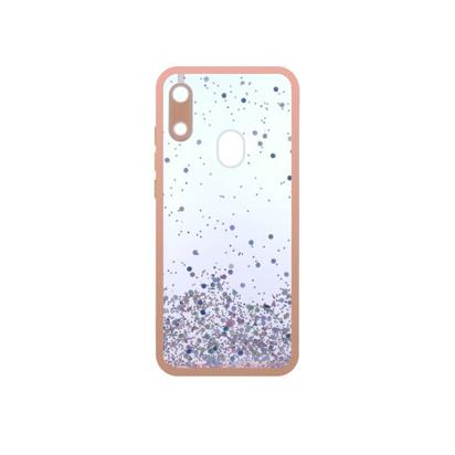 Futrola Sparkly za Huawei Y6 Pro 2019 roza