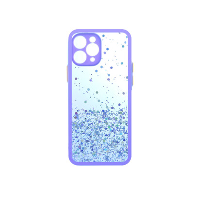 Futrola Sparkly za iPhone 11 Pro / XI 5.8 inch ljubicasta