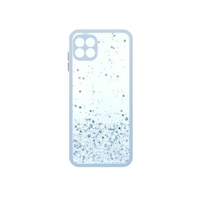 Futrola Sparkly za Huawei Nova 6 SE / P40 Lite / Nova 7i bela