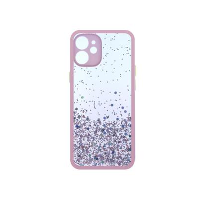 Futrola Sparkly za iPhone 12 Mini 5.4 inch roza