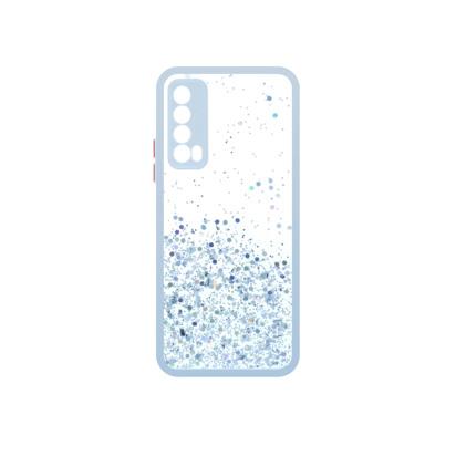 Futrola Sparkly za Huawei P Smart 2021 bela