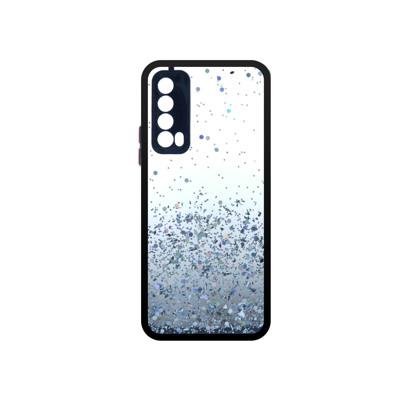 Futrola Sparkly za Huawei P Smart 2021 crna