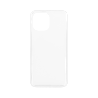 Futrola Silikon Mobilland Thin za Xiaomi Mi 11 Lite / Mi 11 Lite 5G Bela