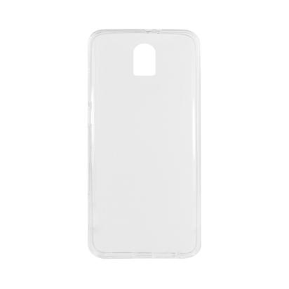 Futrola Silikon Mobilland Case  Sony Xperia E9 Plus Bela
