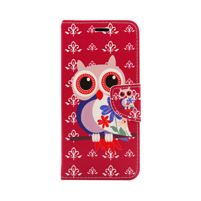 Futrola Bi Fold Print za HTC Desire 530/630/650 model 2