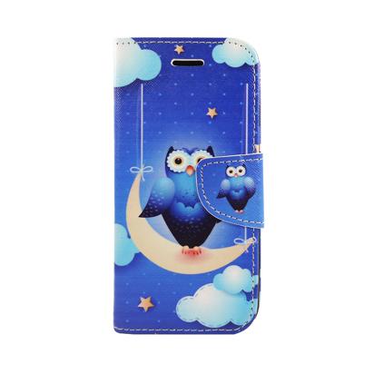 Futrola Bi Fold Print za Huawei Honor 5X model 1