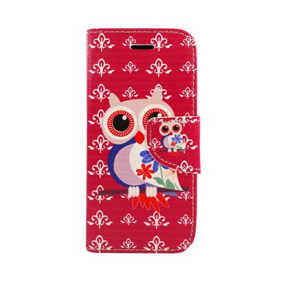 Futrola Bi Fold Print za Huawei Honor 5X model 2