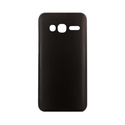 Futrola silikon Mobilland Case Alcatel OT Pixi 4 4.0/4034X/U3 Crna