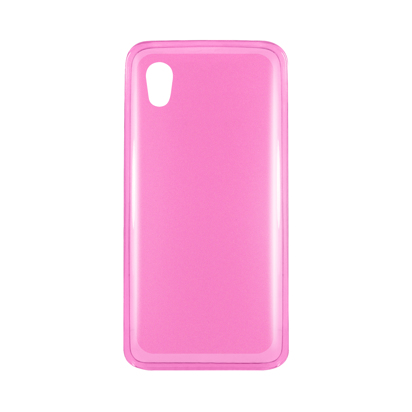 Futrola silikon Mobilland Case Alcatel Idol 4 Pink