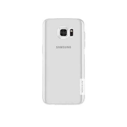 Futrola Nillkin Nature za Samsung G925F Galaxy S6 Edge Bela