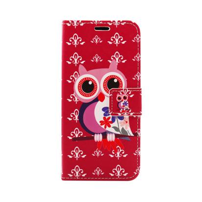 Futrola Bi Fold Print za HTC Desire 526 model 2