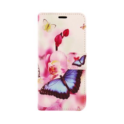 Futrola Bi Fold Print za HTC Desire 526 model 5