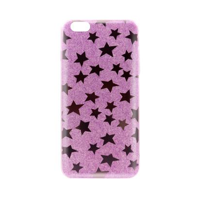 Futrola silikonska STAR za iPhone 6 Plus/6S Plus ljubicasta